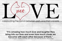 Pet Love! / celebrating the bond between pets and their people