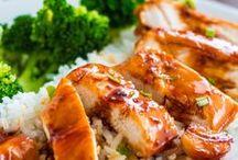 Fowl Play  (Chicken, Turkey, Cornish Hens) / by Best Recipes Magazine