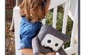 Sewing & Crafting for Babies & Kids / Fun inspiration for kids projects including patterns, books, fabric, and tutorials.