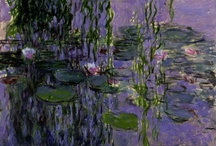 Claude Monet / by Mariah Jane's Loft