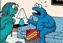 COOKIE Monster   (Cookies & Bar Cookies) / Cookies, pan cookies, bars and brownies!
