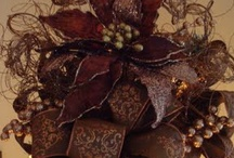 Chestnuts Roasting on an Open Fire / Chocolate Brown / by Mariah Jane's Loft