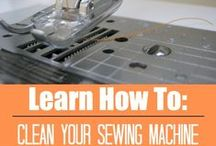 Sewing Tips & Tricks / Tips and tricks for sewing -- your machine, thread, fabric, interfacing, etc.