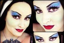 Spooktacular Makeup / by Jennifer Vera