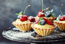 Queen of Tarts  / Tarts and Tart-lets of every flavor. Something for everyone.