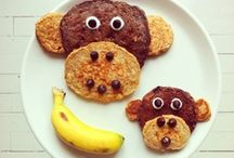Monkey Business  (Banana Anything) / Got to love bananas ... Super healthy, cheap and you can do so many things with them. Here are some great examples.