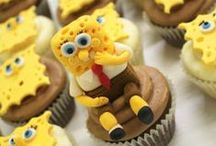 Kiddo Kupcakes  (Cupcakes) / Whether just to look at or baking in mind, cupcakes are fun! Some on this board are way to complicated for me, but there are plenty on here that are easy enough to do WITH the kids. :)