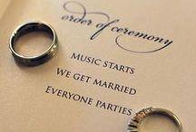Wedding / by Lindsay Mangum