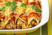 Fiesta Time    (Mexican) / An interesting collection of Mexican, Tex-Mex and Mexican inspired recipes.