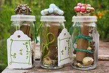 Jarhead - Mason Jars & Recycled Jars / JARRED, JUGGED or BOTTLED.   Food storage, gifting & entertaining in mind, using Mason jars or recyclables .  / by Best Recipes Magazine