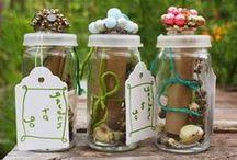 Jarhead - Mason Jars & Recycled Jars / JARRED, JUGGED or BOTTLED.   Food storage, gifting & entertaining in mind, using Mason jars or recyclables .
