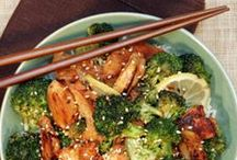 You Wok My World  (Asian)  / Asian & Asian inspired foods.