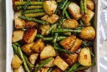 Healthy Recipes / Healthy, easy dinners and meals, vegetarian! And oils!