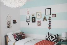 Sydney / Ideas for my daughter's room, eclectic, fun and happy with a love for teal and mint plus all things preppy.