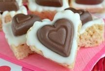 Cupid Approved - Valentines Day  (Fun & Food) / Anything lovey, red, and Valentin-ish!