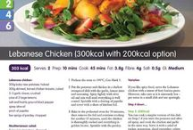 CWP Recipes and more... / by Cambridge Weight Plan T Williams