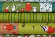 Kids Fabric / Beautiful fun fabric for childrens clothing