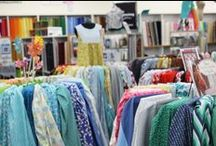 In Our Stores / Have you ever wondered what our Pacific Fabrics & Crafts stores look like?