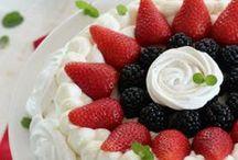 Desserts / Petits bonheurs de la vie