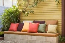 Sewing & Crafting for the Home & Garden / DIY Sewing for your home, patio, deck, porch, yard and the great outdoors.