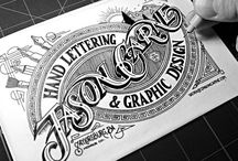 lettering °
