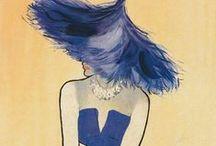 4. Fashion illustration