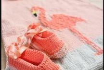 petite robe / flamand rose