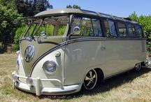 VW campers / Classic campers