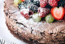 Food, drinks & cake