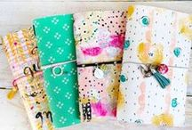 Planners / DIY Planners and Printables, Midori Journals and Fauxdori Binding & Covers