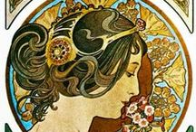 Art Nouveau - Art Deco / Art Nouveau and Art Deco / by MMCL