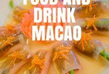 Food and drink - Macau / Delicious food and drink in Macau