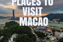 Places to visit - Macau / Where to go in Macau