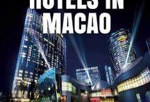 Hotels in Macau / Where to stay in Macau