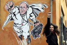 Street Art a Roma / I migliori graffiti e murales della Capitale.