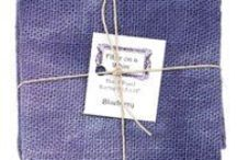 Burlap & Burlap Coffee Bag Crafts / Great uses for burlap and repurposing burlap coffee bags.