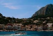 Capri: A fashionable Isle / Capritouch takes its inspiration from the amazing island of Capri which is one of the most picturesque and breathtaking places ever.