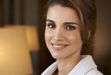 Rania / Queen Rania of Jordan