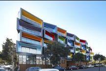 architecture - color