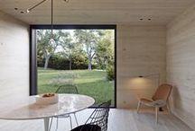 interior - wood