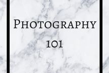 Photography 101 / Learning photography basics.