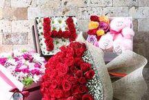 Boutique Flowers | Butik Çiçekler / Butik çiçek tasarımları, kutuda çiçekler ve özel hazırlanan aranjmanlar sevdiklerinize göndermeniz için hazır. www.meliscicekcilik.com
