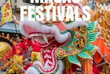 Macao Festivals and Events / Festivals and events in Macao **