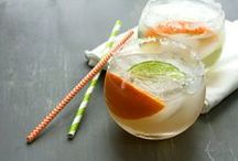 Cocktail Ideas / These are tasty, pretty, or creative drinks that inspire me! / by The Weary Chef