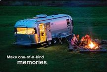 Camping Inspiration / Be inspired.