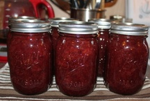 Jam's, Jellie's, Preserves and Syrups