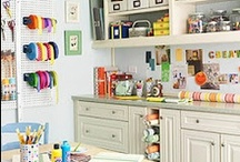Idea's For A Craft Room