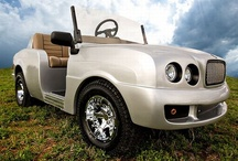 Pimp My Ride / There are no limits to what you can do with your Club Car.  Customize your ride today at clubcar.com / by ClubCar.com