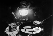 Camping with the SPAM® Brand / SPAM is the perfect camping companion when it comes to cooking by a campfire!
