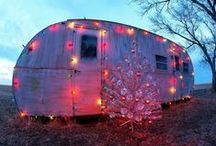 Winter Camping / Don't stay indoors.
